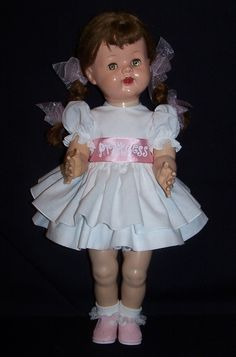 "22""Saucy Walker Doll.........cutie-pie"