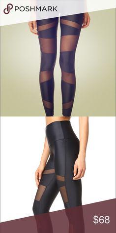Onzie high waist bondage leggings Brand new black onzie bondage leggings size m/l Onzie Pants Leggings