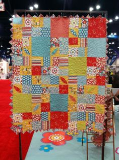 Deb Rowden's Thrift Shop Quilts