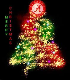 ... Christmas Wreaths, Christmas Bulbs, Merry Christmas, All Holidays, Alabama Crimson Tide, Roll Tide, Merry And Bright, All Things Christmas, Winter Wonderland