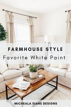 Off White Paint Colors, Cream Paint Colors, White Wall Paint, Off White Paints, Best White Paint, Off White Walls, Best Paint Colors, Wall Paint Colors, Interior Paint Colors