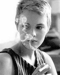Jean Seberg: the iconic pixie cut
