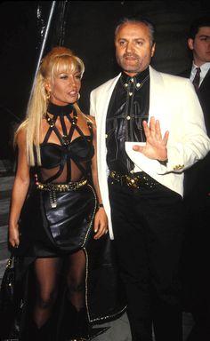 Gianni And Donatella Versace, Gianni Versace, 90s Fashion, Runway Fashion, Fashion Beauty, Fashion Trends, 90s Aesthetic, Fashion Plates, Jennifer Lopez