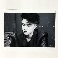 EXO-DIE JUNGS Exhibition @ SM Town Coex Artium Official EXO Mini Photo Part 2