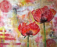 Poppies - Cloth Paper Scissors