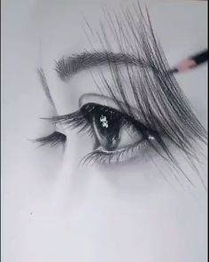 Likes, 36 Comments - 𝐀𝐑𝐓 Art Drawings Beautiful, Art Drawings Sketches Simple, Pencil Art Drawings, Realistic Drawings, Drawings Of People, Pencil Sketches Landscape, Amazing Sketches, Pencil Sketch Portrait, Portrait Art