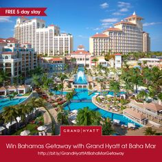 I just entered #GrandHyattAtBahaMarGetaway. Enter for your chance to win: https://bit.ly/WinBahamasGetaway
