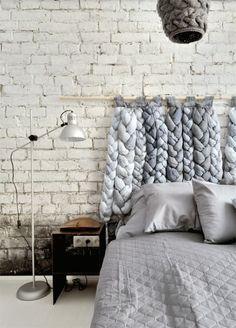 [For the Home] 13 Alternative Headboard Ideas for a Stylish Bedroom! - So Fresh & So Chic Furniture, Headboards For Beds, Interior, Home, Home Bedroom, Headboard Alternative, Stylish Bedroom, Bedroom Inspirations, Interior Design