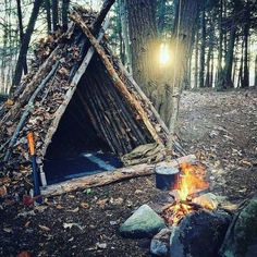 14 Survival Shelters You Can Build For Any Situation | Survival Life
