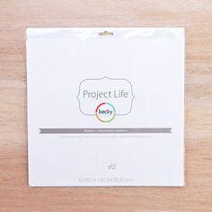Photo Pocket Pages - Design K