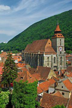 The Black Church , Brasov - Romania