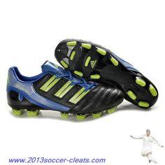 low priced f0301 67c8c Authentic Adidas Predator XI TRX FG Boots Black Cyan Green Football Boots  Adidas Shoes, Nike