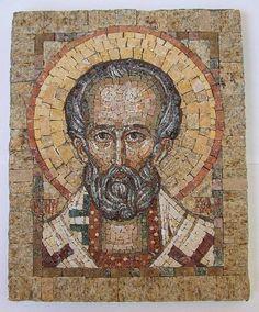 Святой Николай Чудотворец, автор Арт-студия XIII. Артклуб Gallerix