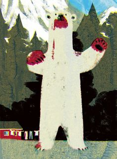 Tatsuro Kiuchi  Not so polar bear