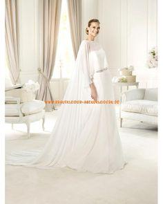 2013 Extravagante Brautkleider im Meerjungfrauenstil mit Bolero online kaufen