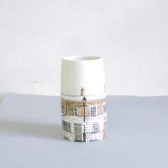 Image of Georgian terrace vase