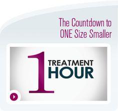 Liposonix & You   Liposonix®- 1 Hour 1 Treatment 1 Size Smaller