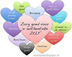 Zorg goed voor je authentieke ZELF