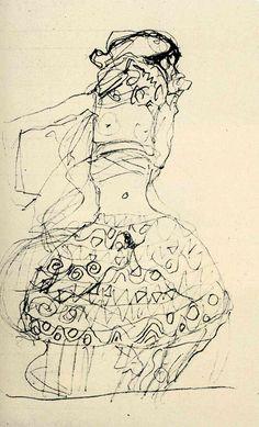 Gustav Klimt erotica sensual24