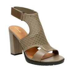 203b43561 Pastina Lima Sage Nubuck womens-sandals Clarks Sandals