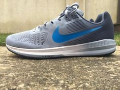 official photos 51bc9 cd45d Details about Nike Air Zoom Structure 21 Size 10 UK EU 45 Mens Running  Trainers Grey NEW BOXED. Nike FreeAyakkabılar