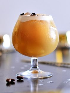 Mexican New Year's Resolution by Cocktails of Copenhagen. Tequila based New Years cocktail with coffee liqueur from Copenhagen Distillery