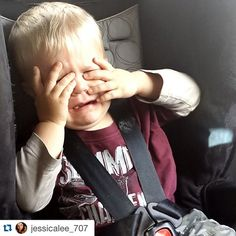 Because I wouldn't let him drive the car #assholeparent. Via @jessicalee_707