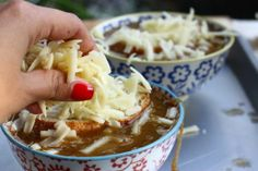 How to Make French Onion Soup by acozykitchen