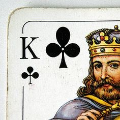 Yes, K is for King!