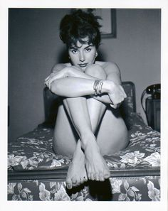 Isabel Sarli - Argentine actress, and glamour model - Miss Argentina 1955