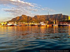 "Capetown, South Africa. ""No other place like this in the world,"" said Plastino Scholar Alexandra Davis. The first 2014 Plastino Scholars Program interest meeting is just two weeks away."