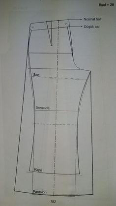 Corset Sewing Pattern, Pattern Drafting, Dress Sewing Patterns, Clothing Patterns, Sewing Pants, Sewing Clothes, Techniques Couture, Sewing Techniques, Sewing Collars