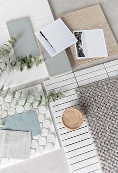 Freshening up your garden is easier than you think. Charlie Albone from Selling Houses Australia shares his foolproof tips for nailing your garden design. Non Slip Floor Tiles, Non Slip Flooring, Interior Design Boards, Moodboard Interior Design, Interior Colors, Material Board, Shower Cubicles, Interior Exterior, Colour Schemes
