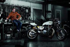 #Yamaha XJR 1300 from Motorrijder