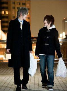 Junjou romantica cosplay
