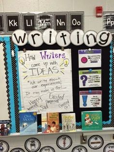 great tips for launching writing workshop ... routines and flow of mini lessons, expectations etc. %7BQueen of the First Grade Jungle%7D: