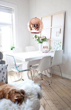Spring in my livingrom, kreativ-i-tetblogg.com
