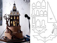 Halloween Haunted Martha Stewart Home Decorating Ideas