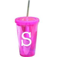 Pin it to Win it!   It's Swoozie's 11th birthday and this 18 oz Acrylic Tumbler is our $11 Brilliant Gift of the Day. Repin this today (2/29/12) and one of you will be selected to win it. Toss some confetti - it's time to celebrate!