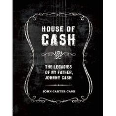 House of Cash Johnny Cash photo book - one to add to my collection