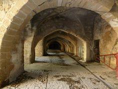Les Arcades Château Fort, Arcade, Painting, Places To Visit, Tourism, Landscape, Painting Art, Paintings, Drawings