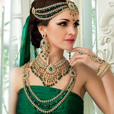 Navabi Collection - Asian & Indian style Jewellery by Kyles Collection. Handmade Bridal, Evening, Engagement & Fashion Jewellery.
