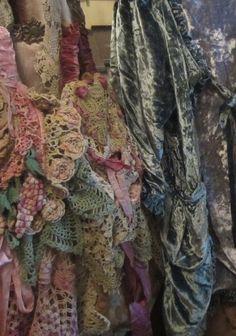 Velvet & Old Lace