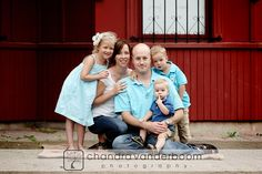 family photography pose :-)