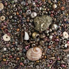 Color Inspiration, Beverly Ash Gilbert, Artist, Author, Color Consultant Bead Soup Collection