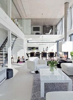 modern Scandinavian dream
