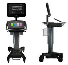 Protable, ultrasound system on trolley / for multipurpose ultrasound imaging X-Porte  Sonosite