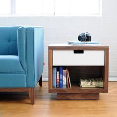 Found it at AllModern - Wilson End Table