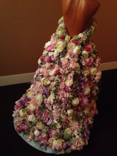 #Flowerdress: Items available at www.barendsen.nl