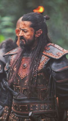 Noyan, a Mongolian leader Esra Bilgic, Costume Armour, Turkish Art, Ottoman Empire, Turkish Actors, Barbarian, Jon Snow, It Cast, Cinema